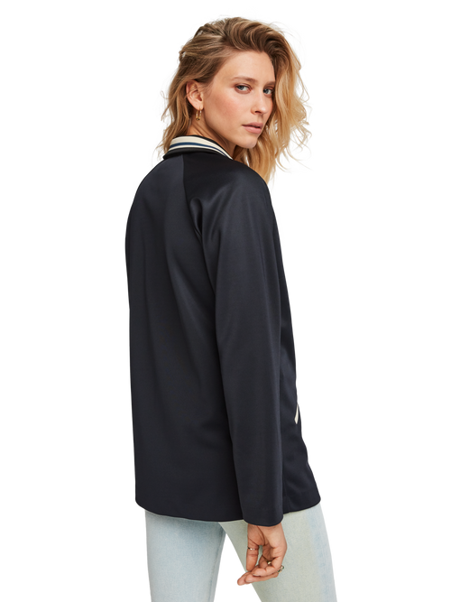 Scotch & Soda Sporty Sweat Blazer - Et Vous Fashion Boutique
