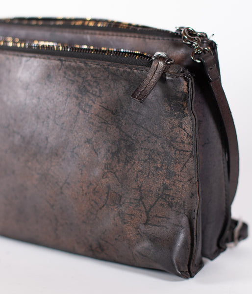 Numero 10 Liverpool - Hor Horse Leather Extra Choco - Et Vous Fashion Boutique