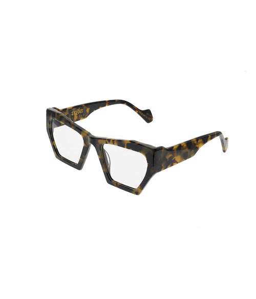 Age Eyewear Magenta Fromage Tort Optic - Et Vous Fashion Boutique