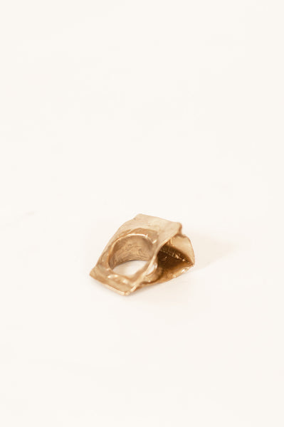 Miriam Nori Trapeze Ring - Et Vous Fashion Boutique