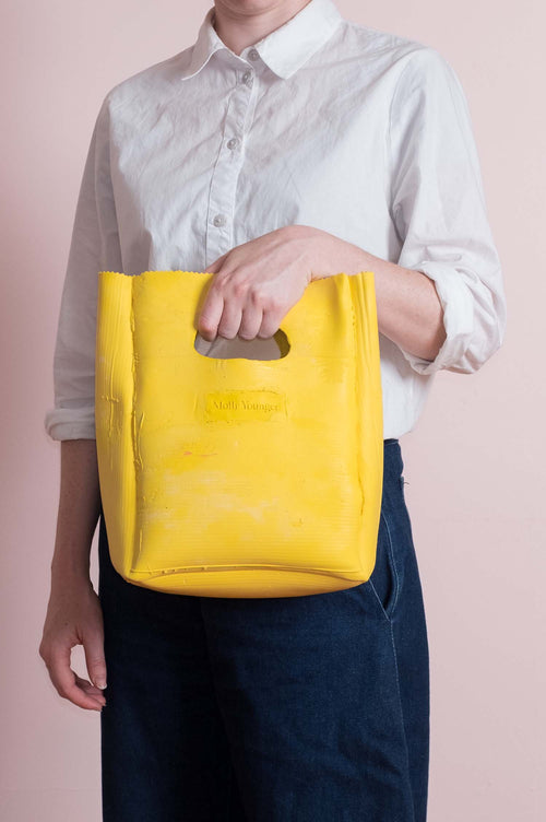 Molly Younger Yellow Lunch Bag - Et Vous Fashion Boutique