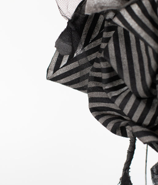 London Ladies Monochrome Stripe - Et Vous Fashion Boutique