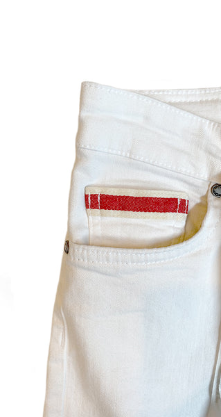 Zhrill Nova White Jean - Et Vous Fashion Boutique