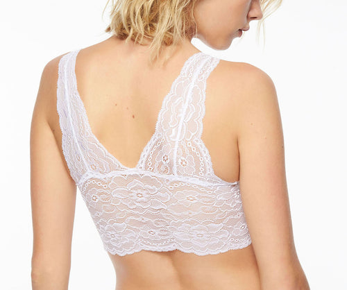 Passionata Wireless Bra White - Et Vous Fashion Boutique