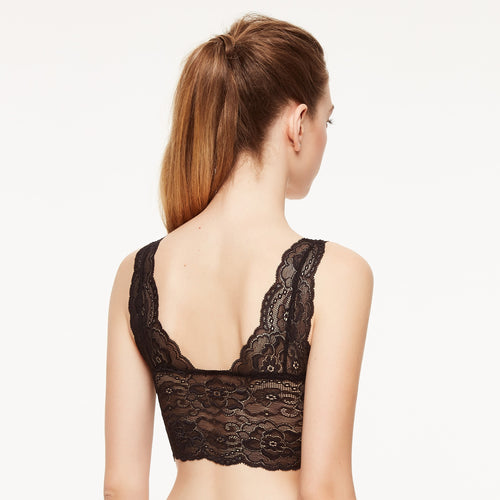 Passionata Wireless Bra Black - Et Vous Fashion Boutique