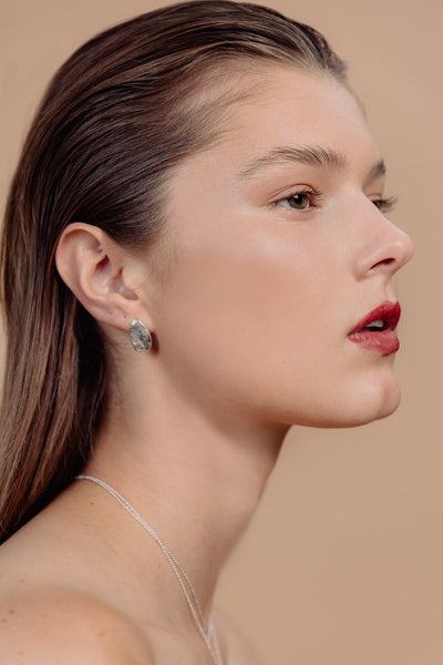 Rachel Stichbury  Pepita Earrings Sterling Silver - Et Vous Fashion Boutique