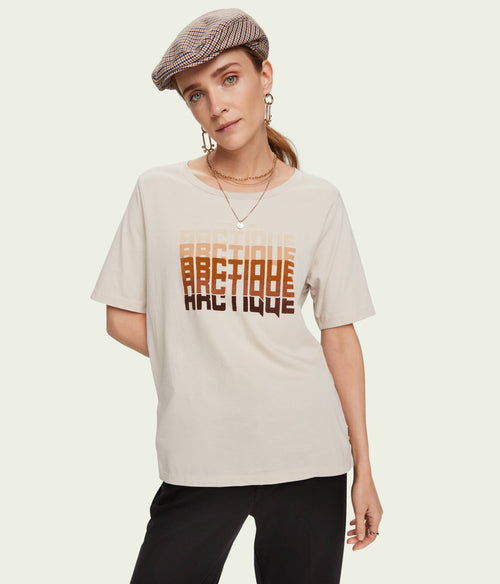Scotch & Soda Relaxed Fit Organic Tee - Et Vous Fashion Boutique