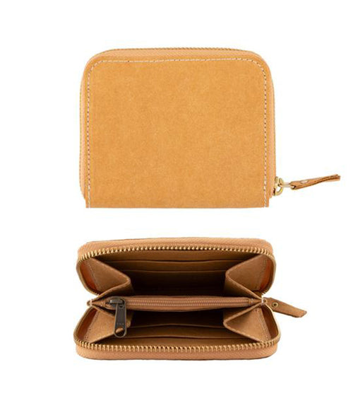 UASHMAMA Paper Zipped Wallet Small - Et Vous Fashion Boutique