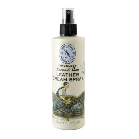 Town Talk Lemon & Lime Leather Cream Spray - Et Vous Fashion Boutique