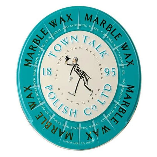 Town Talk Hard Wax Marble Teal Tin - Et Vous Fashion Boutique