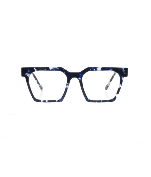 Age Eyewear Useage Large Blue Tort Optic - Et Vous Fashion Boutique
