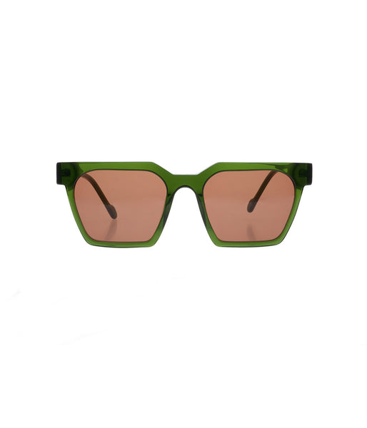 Age Eyewear Useage Large Sage - Et Vous Fashion Boutique