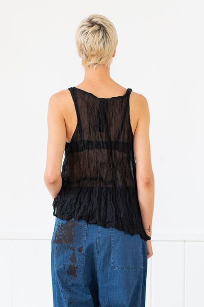 Rundholz Black Vet Top - Et Vous Fashion Boutique