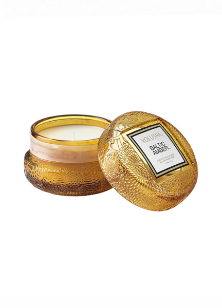 Voluspa Baltic Amber Macaron Candle - Et Vous Fashion Boutique
