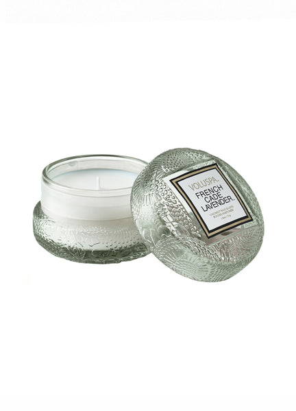 Voluspa French Cade & Lavender Macaron Candle - Et Vous Fashion Boutique
