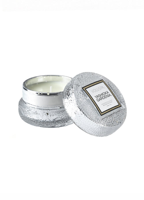 Voluspa Yashioka Gardenia Macaron Candle - Et Vous Fashion Boutique