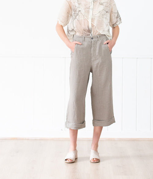 Transit Par-Such Wide Leg Pant - Et Vous Fashion Boutique