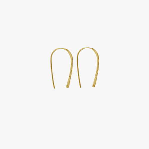 Rachel Stichbury Wishful Earrings 9 Carat Gold Small - Et Vous Fashion Boutique