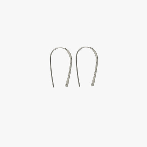 Rachel Stichbury Wishful Earrings Sterling Silver Small - Et Vous Fashion Boutique