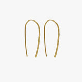 Rachel Stichbury Wishful Earring 9 Carat Gold Large - Et Vous Fashion Boutique