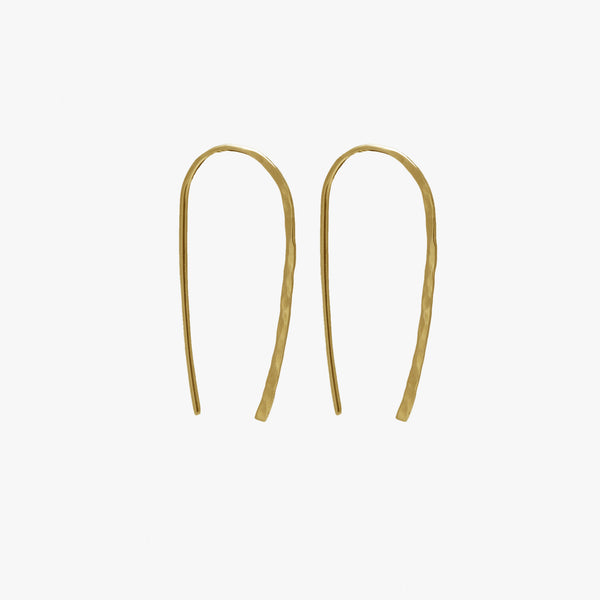 Rachel Stichbury Wishful Earrings XL Gold - Et Vous Fashion Boutique