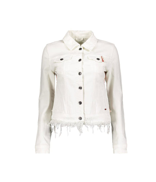 Zhrill Adina White Jacket - Et Vous Fashion Boutique