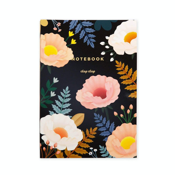 Notebook Oriental Poppy - Et Vous Fashion Boutique