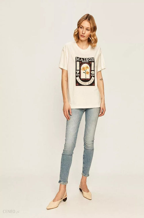 Scotch & Soda Oversized Tee - Et Vous Fashion Boutique