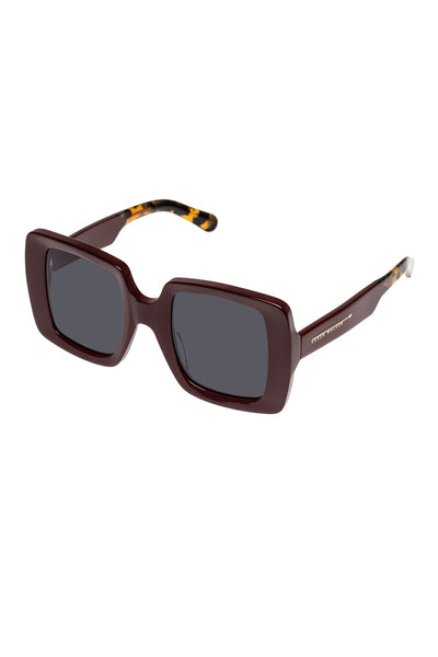 Karen Walker Isadore Oxblood - Et Vous Fashion Boutique