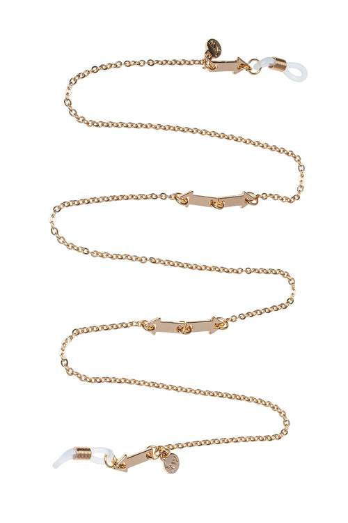 Karen Walker Metal Chain Link - Et Vous Fashion Boutique