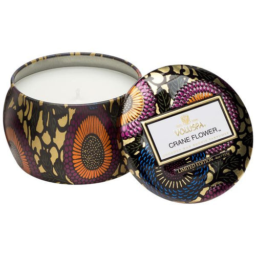 Voluspa Candle Crane Flower Small - Et Vous Fashion Boutique