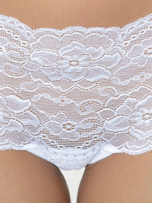Passionata Brief White - Et Vous Fashion Boutique