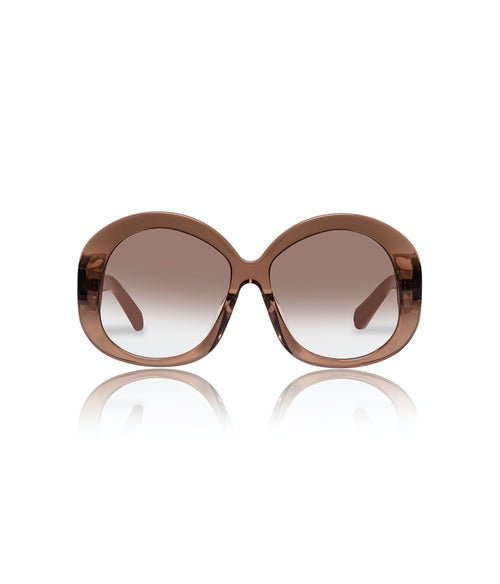 Karen Walker Supersonic Tan Putty - Et Vous Fashion Boutique