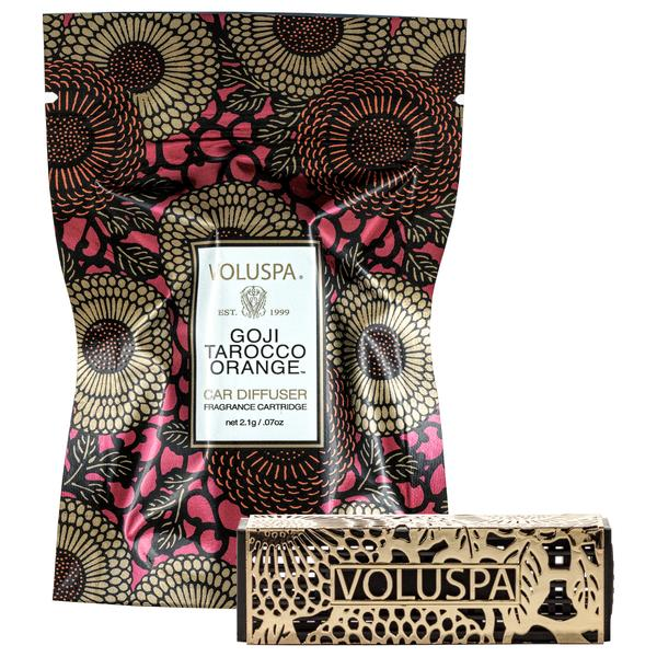 Voluspa Goji and Tarocco Orange Travel Diffuser - Et Vous Fashion Boutique