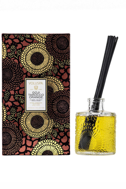 Voluspa Goji & Tarocco Orange Diffuser - Et Vous Fashion Boutique