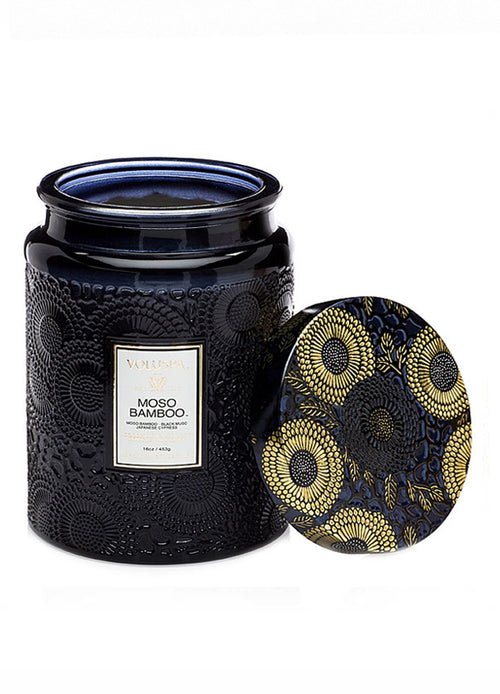 Voluspa Candle Moso Bamboo Large - Et Vous Fashion Boutique