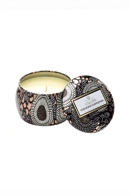 Voluspa Candle Yashioka Gardenia  Small - Et Vous Fashion Boutique