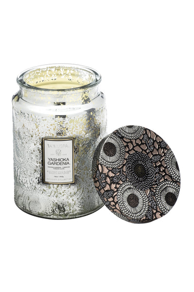 Voluspa Candle Yashioka Gardenia Large - Et Vous Fashion Boutique