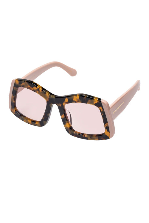 Karen Walker Wyndham Crazy Tort Putty - Et Vous Fashion Boutique