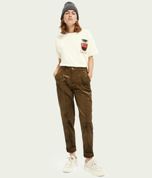 Scotch & Soda Corduroy Pants - Et Vous Fashion Boutique