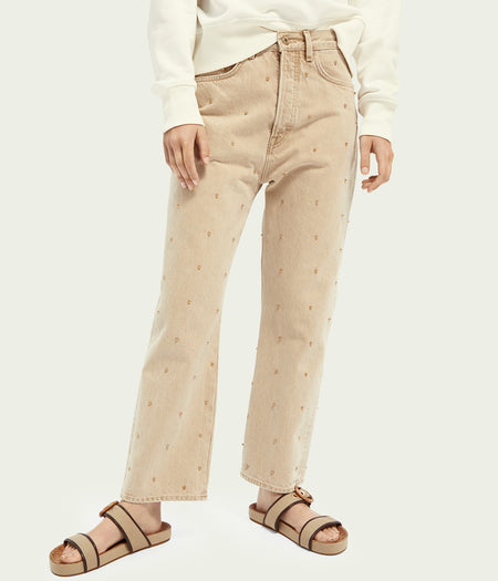 Scotch & Soda Haut High Rise Skinny Jeans