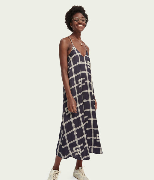 Scotch & Soda Printed Slip Dress - Et Vous Fashion Boutique