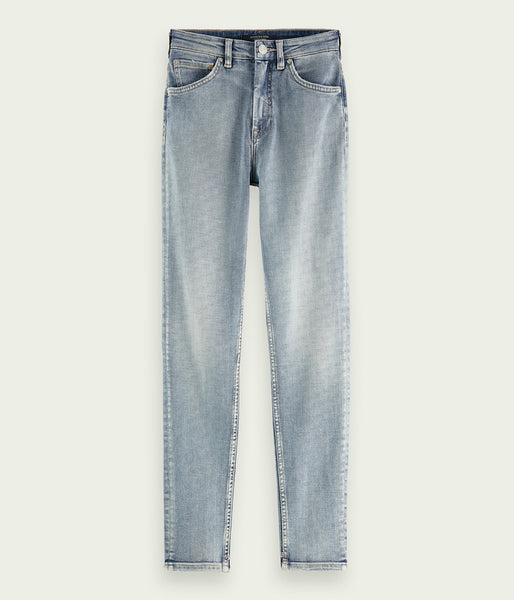 Scotch & Soda Haut High Rise Skinny Jeans - Et Vous Fashion Boutique