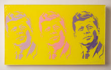 THREE JFK's