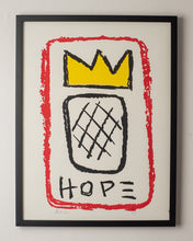 HOPE screen print