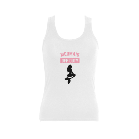 Mermaid off Duty 2 - Classic Women's Tank
