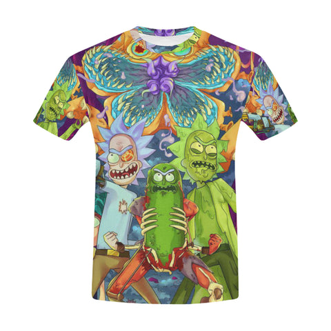 Rick & Morty - Limited Edition Shirt - Men