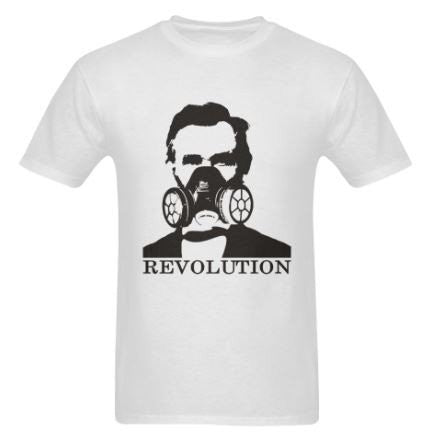 Abraham Lincoln Revolution - Classic Men's T-Shirt