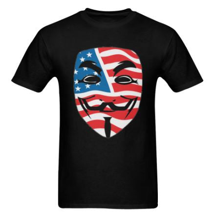 Anonymous USA - Classic Men's T-Shirt