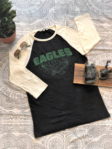 Men's Eagles Raglan Shirt